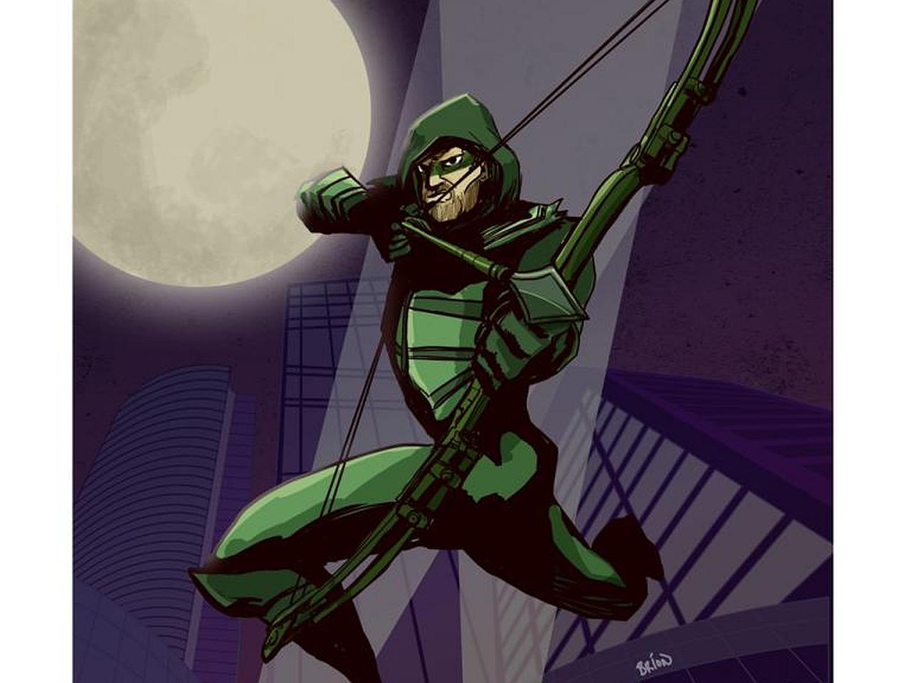 Green Arrow Computer Wallpapers Desktop Backgrounds 1280x960 ID 1280x960