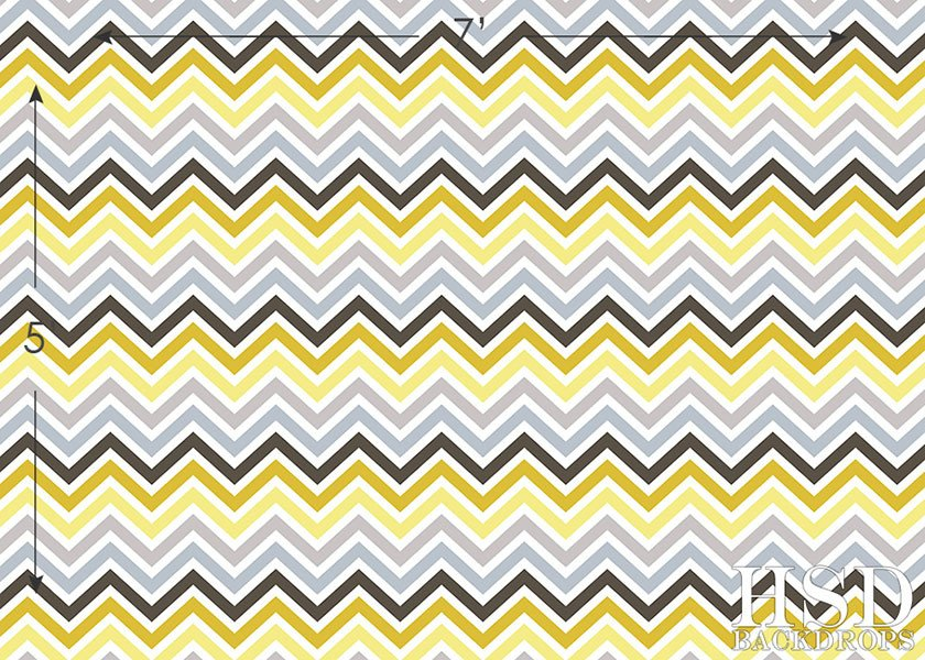 yellow and gray chevron wallpaper wallpapersafari