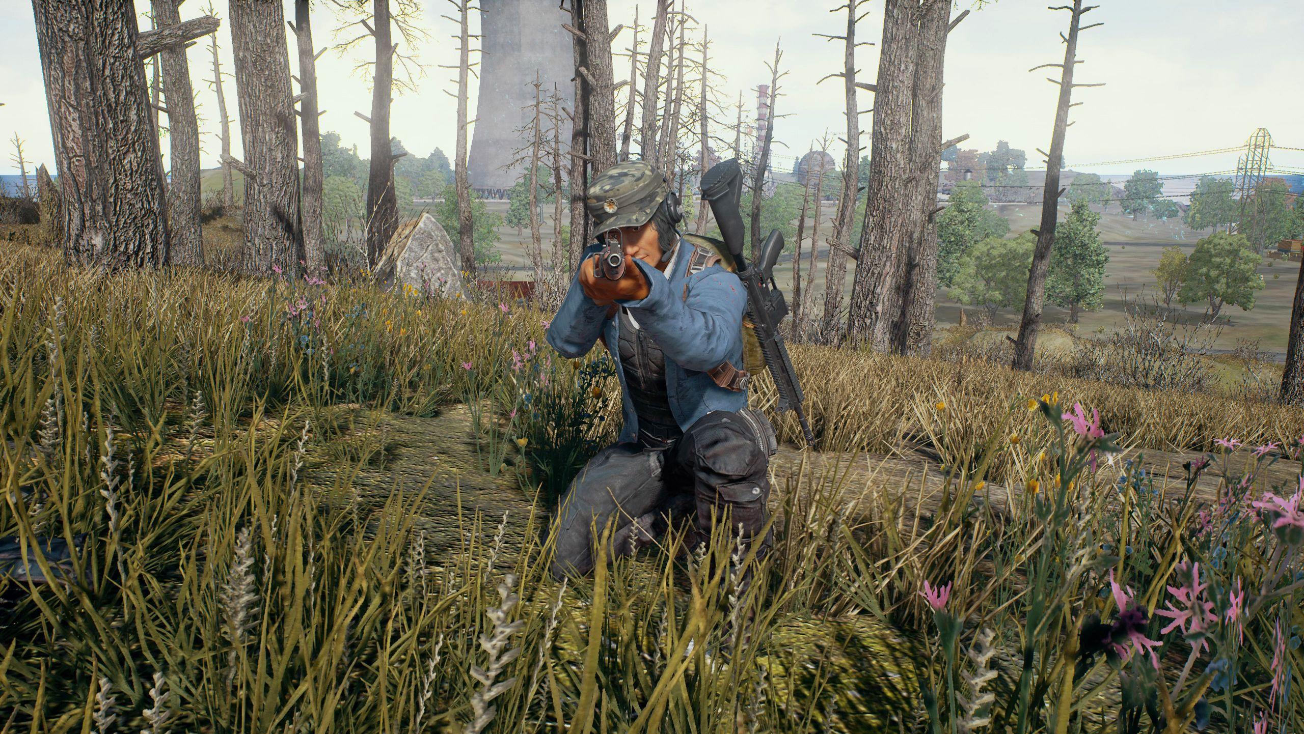 PlayerUnknowns Battlegrounds PUBG Wallpapers and Photos 2560x1442