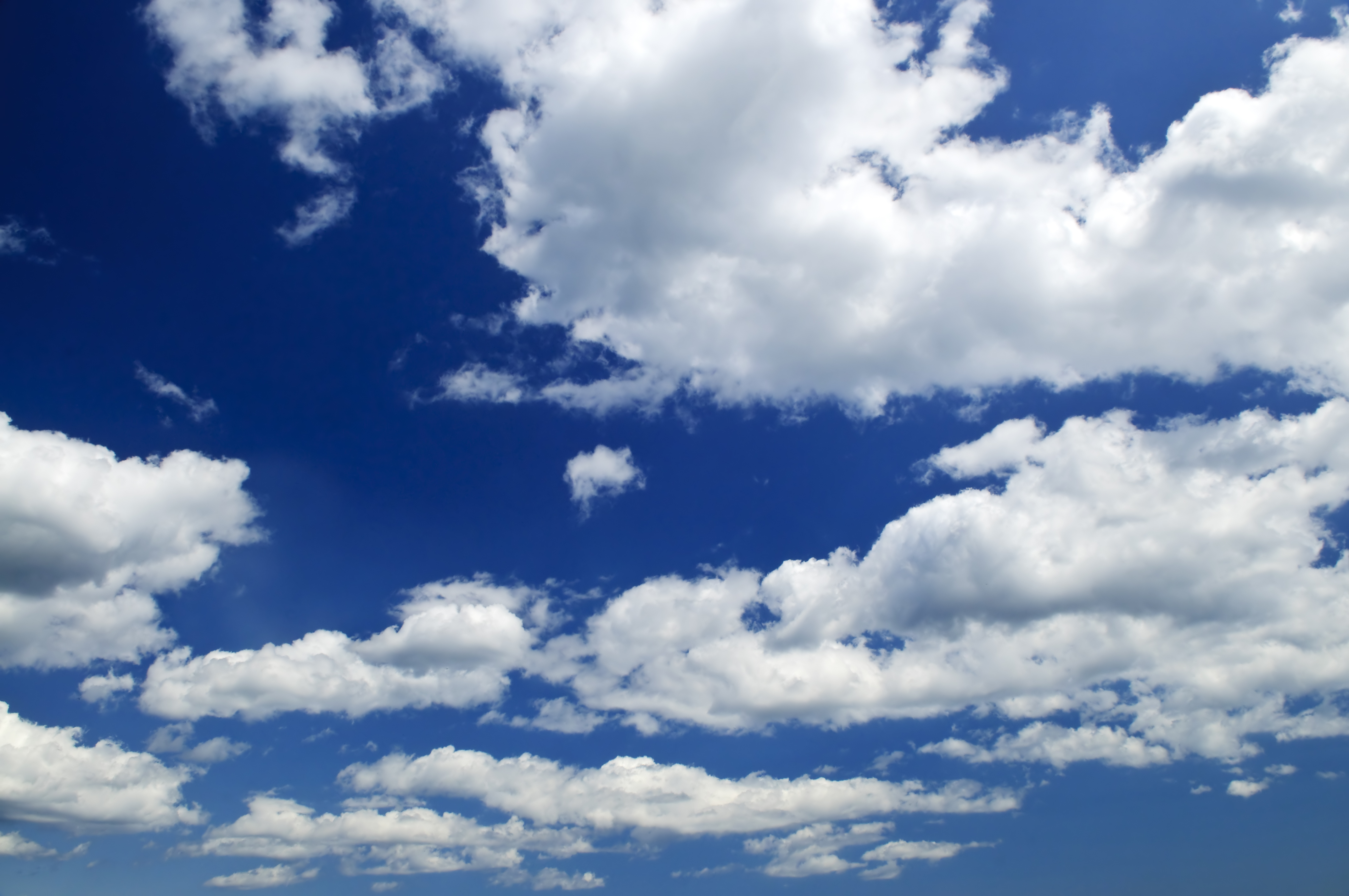 Blue Sky Clouds Wallpapers and Images 4288x2848