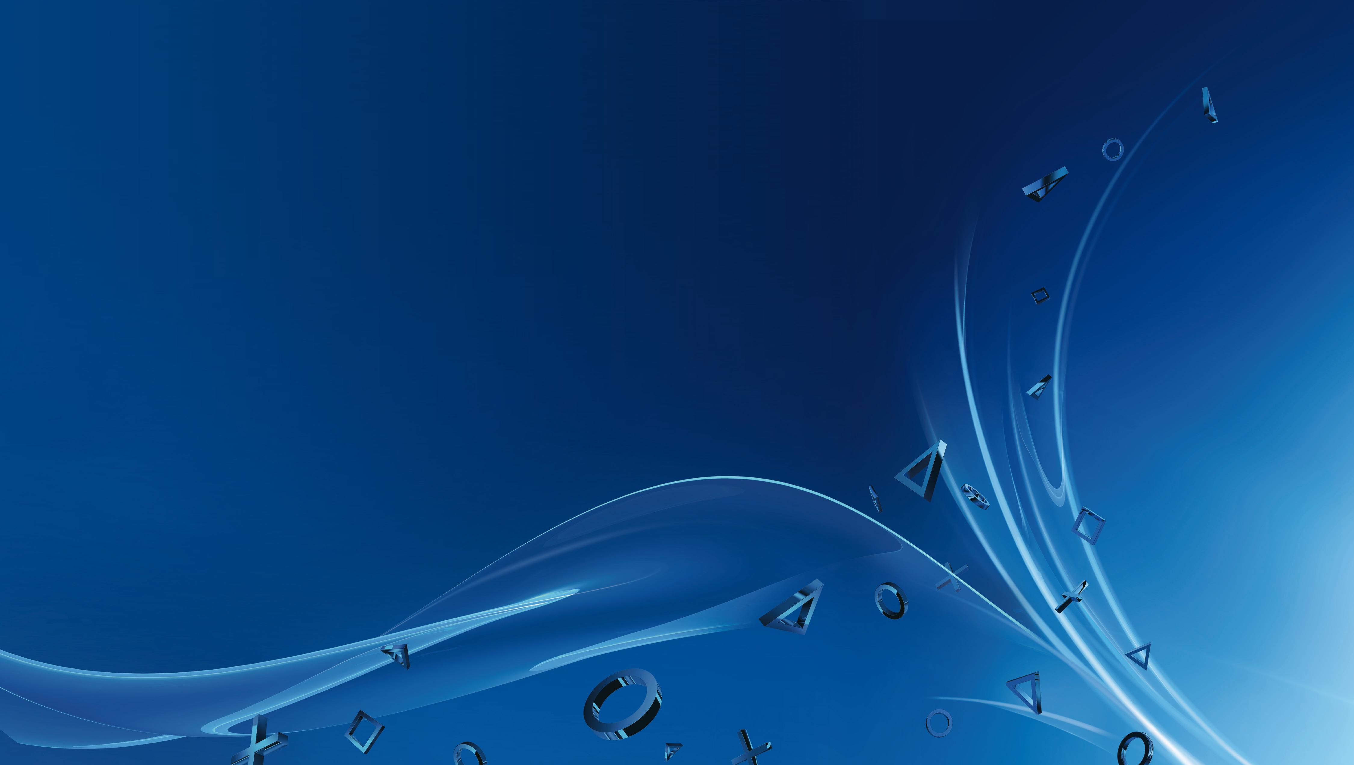 Retail Box Blue Wallpaper [4500x2543] iimgurcom 4500x2543