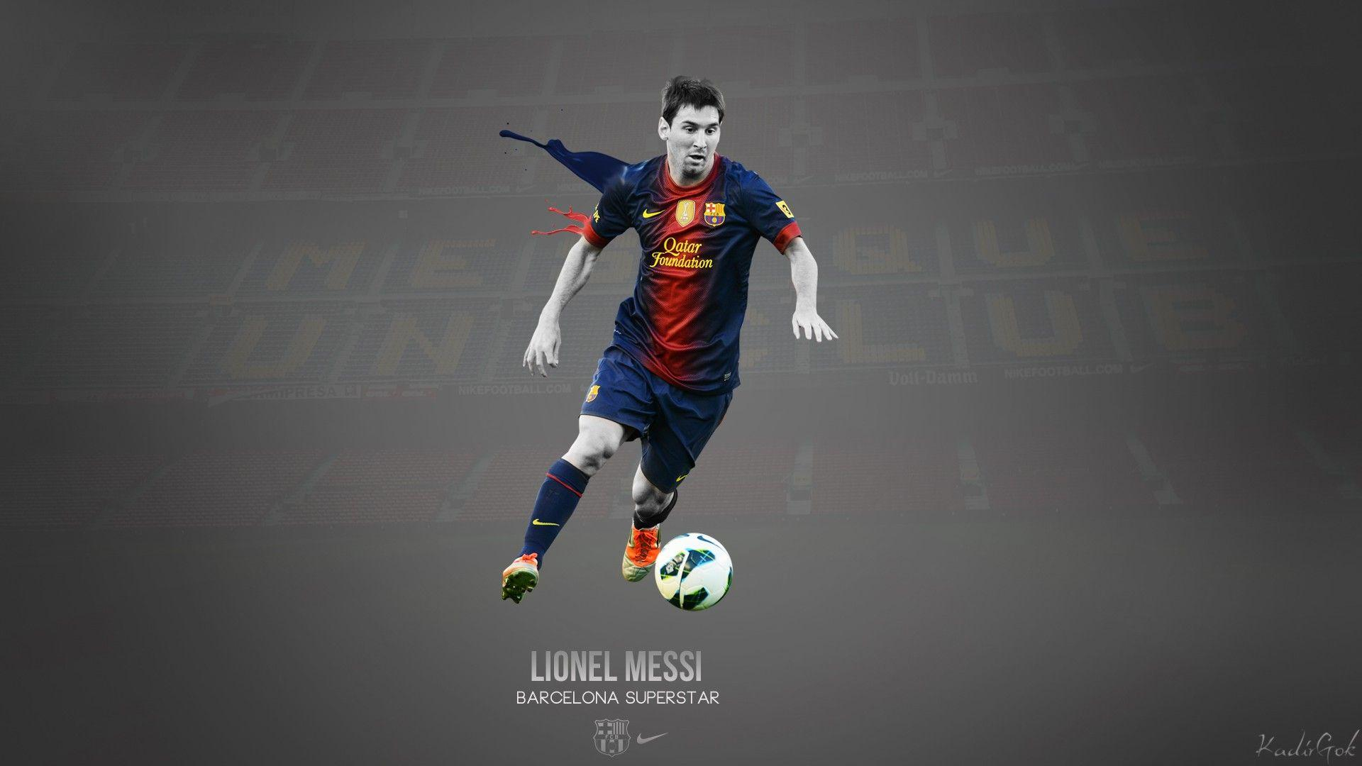 Lionel Messi Wallpapers HD 1920x1080