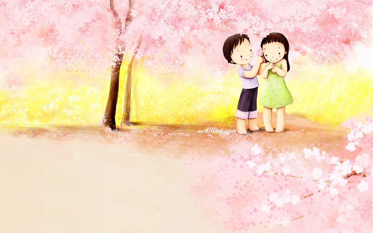 Cute Couple Wallpapers: Sweet Couple Wallpaper