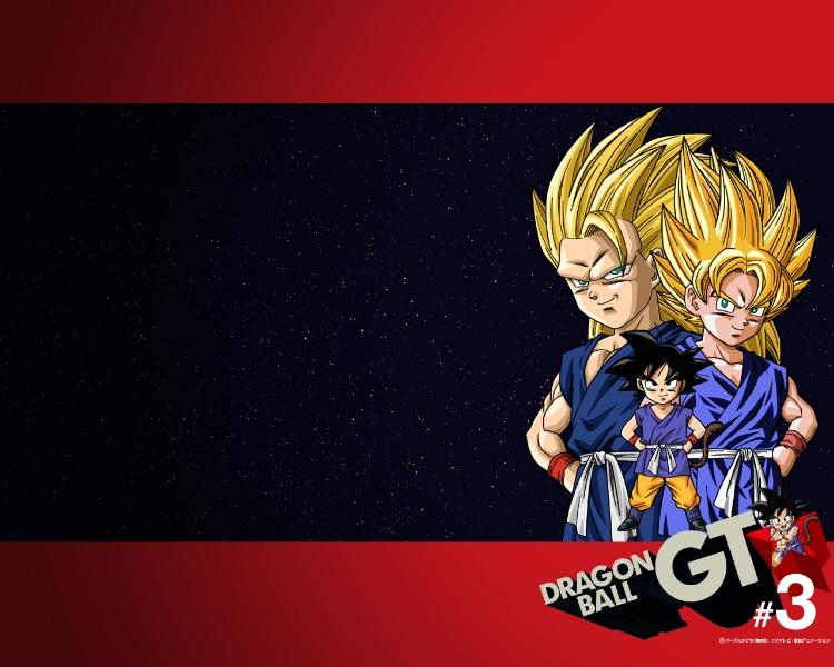 Los mejores Wallpapers de Dragon Ball GT 750x600