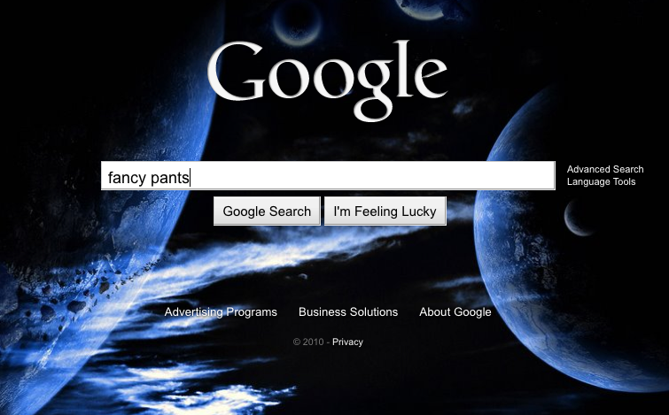 Google Homepage Wallpaper - WallpaperSafari