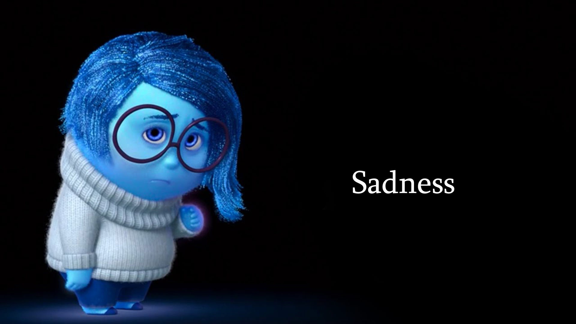48 Sadness Inside Out Wallpaper On Wallpapersafari