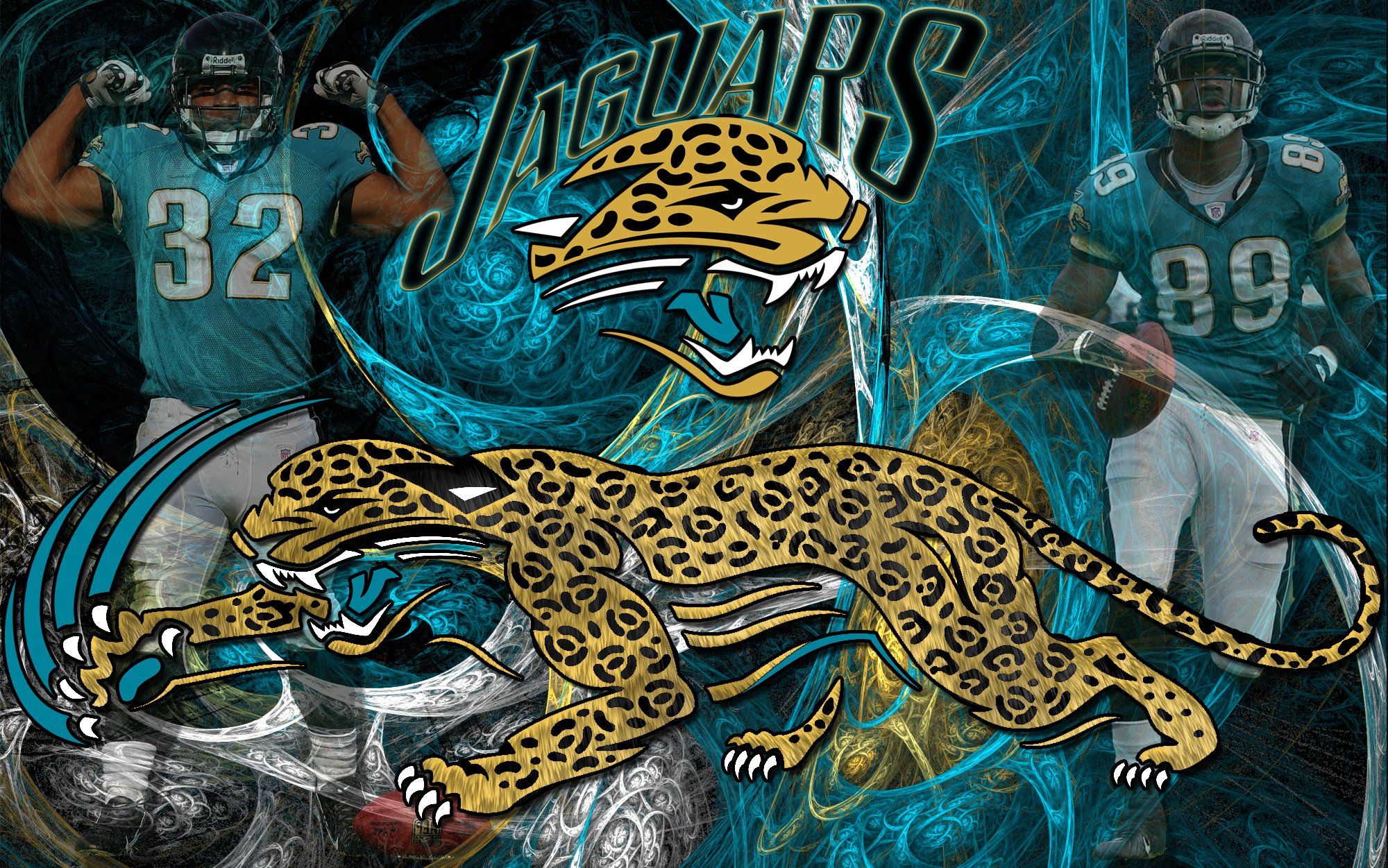 Jacksonville Jaguars Wicked Wallpaper Download Wallpaper 2000x1251