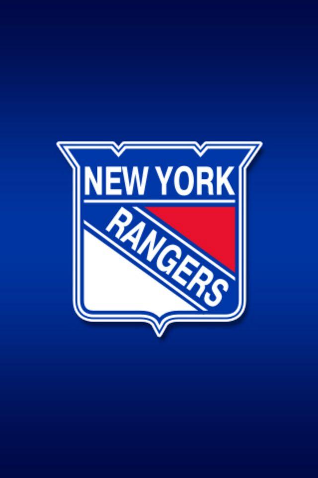 New York Rangers iPhone Wallpaper HD 640x960