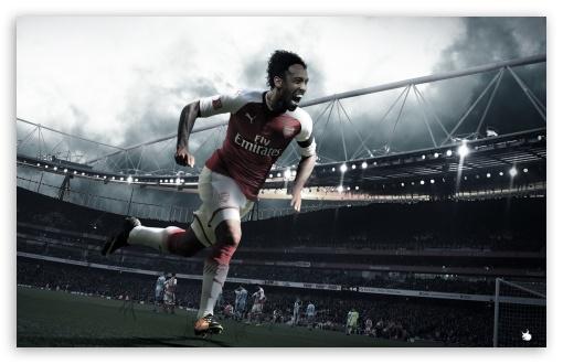 Aubameyang Welcome to Arsenal Wallpaper 201819 4K HD 510x330