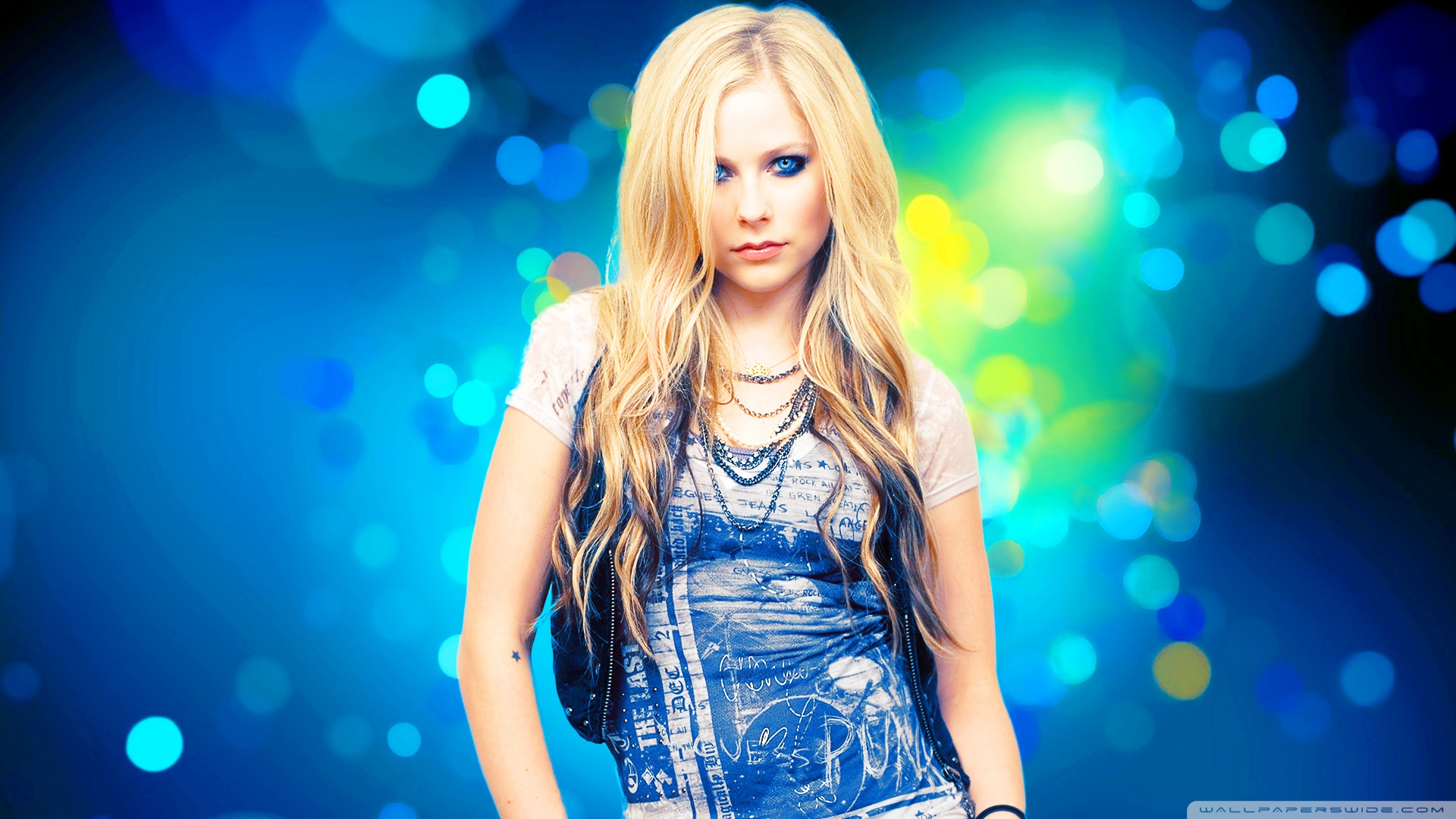 Avril Lavigne 1 Wallpapers: Avril Lavigne Wallpaper 1920x1080