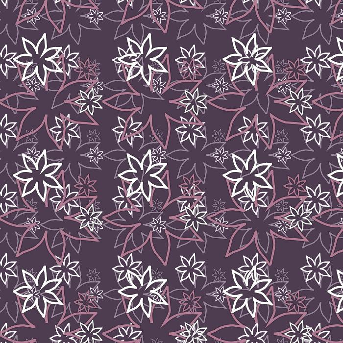 Purple Flowers Twitter Backgrounds Simple Purple Flowers Twitter 700x700