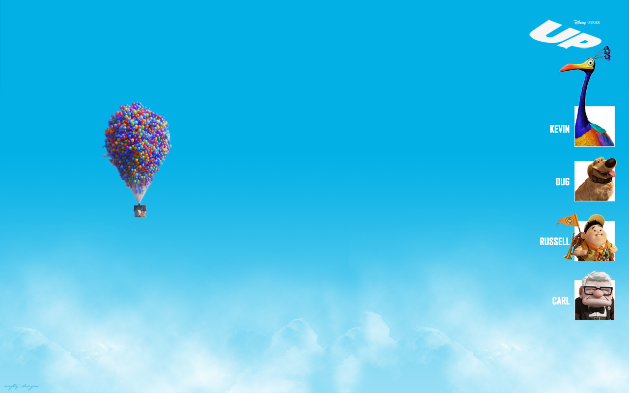 Free Download Pixar S Up Wallpaper By Xtotallybored Fan Art Wallpaper Movies Tv 2009 1280x800 For Your Desktop Mobile Tablet Explore 71 Up Wallpaper Pixar Pixar Wallpapers Disney Up