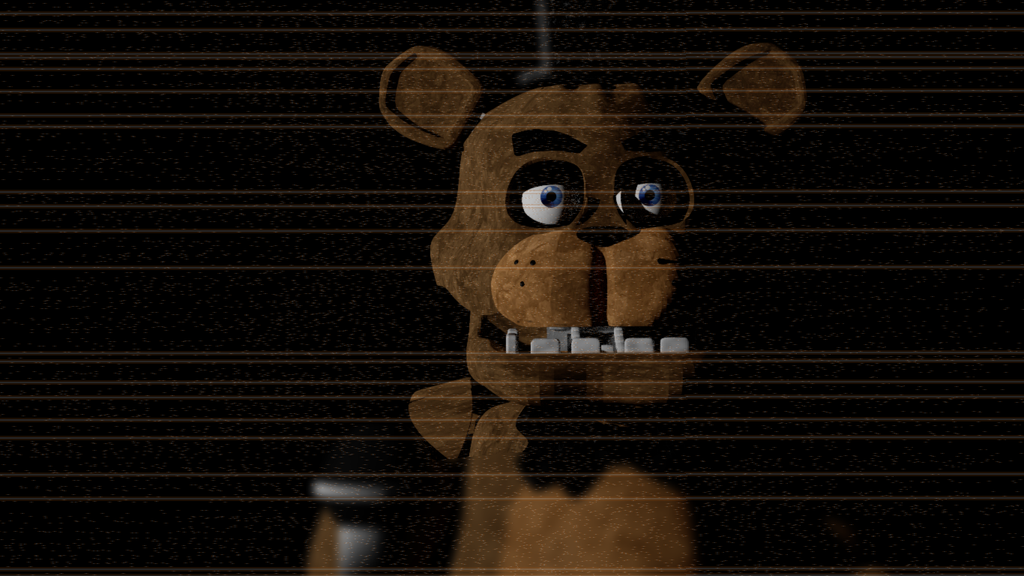 FNAF 1 Freddy Background by XGoldrobo 1024x576