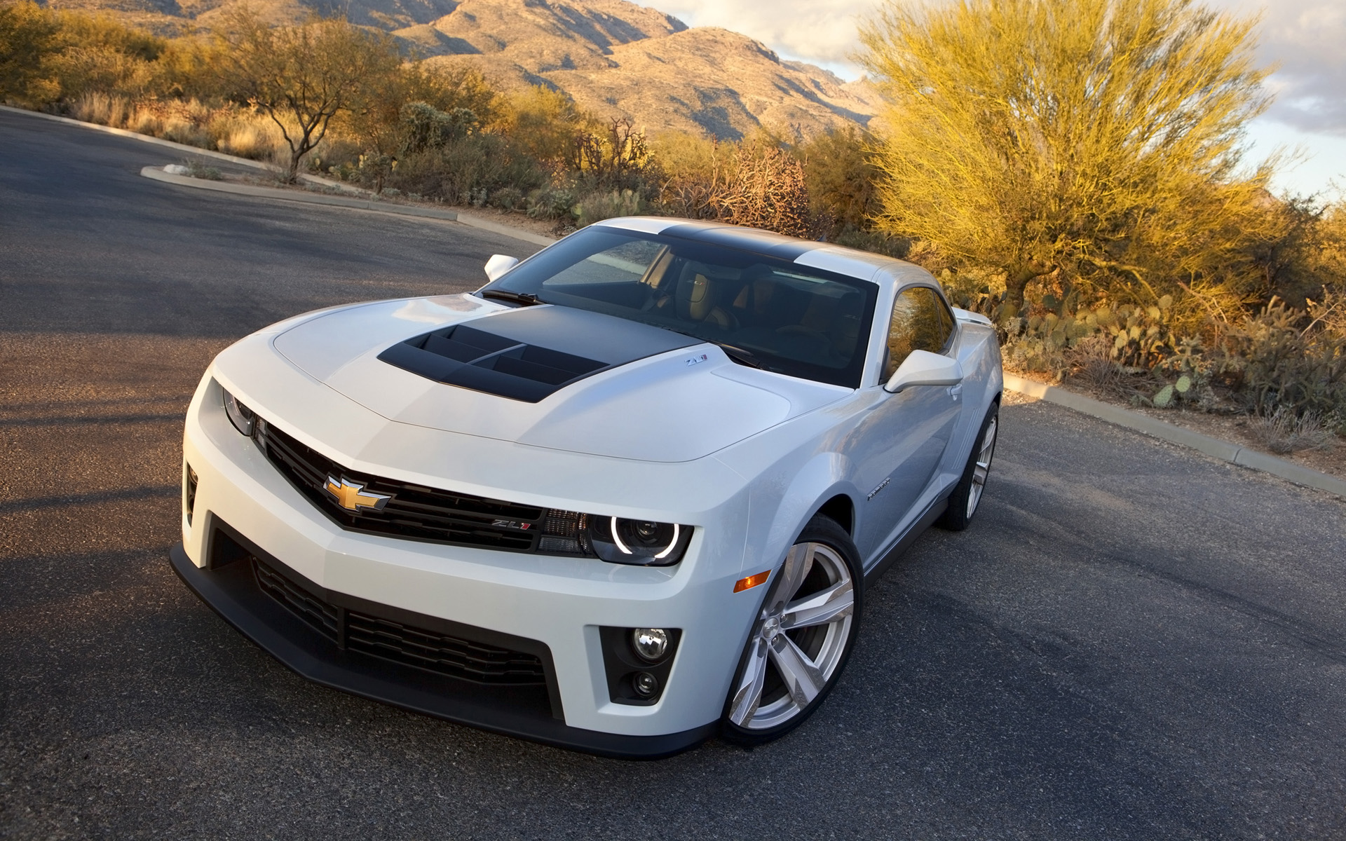 2014 Chevrolet Camaro ZL1   Coupe   Static   2   1920x1200   Wallpaper 1920x1200
