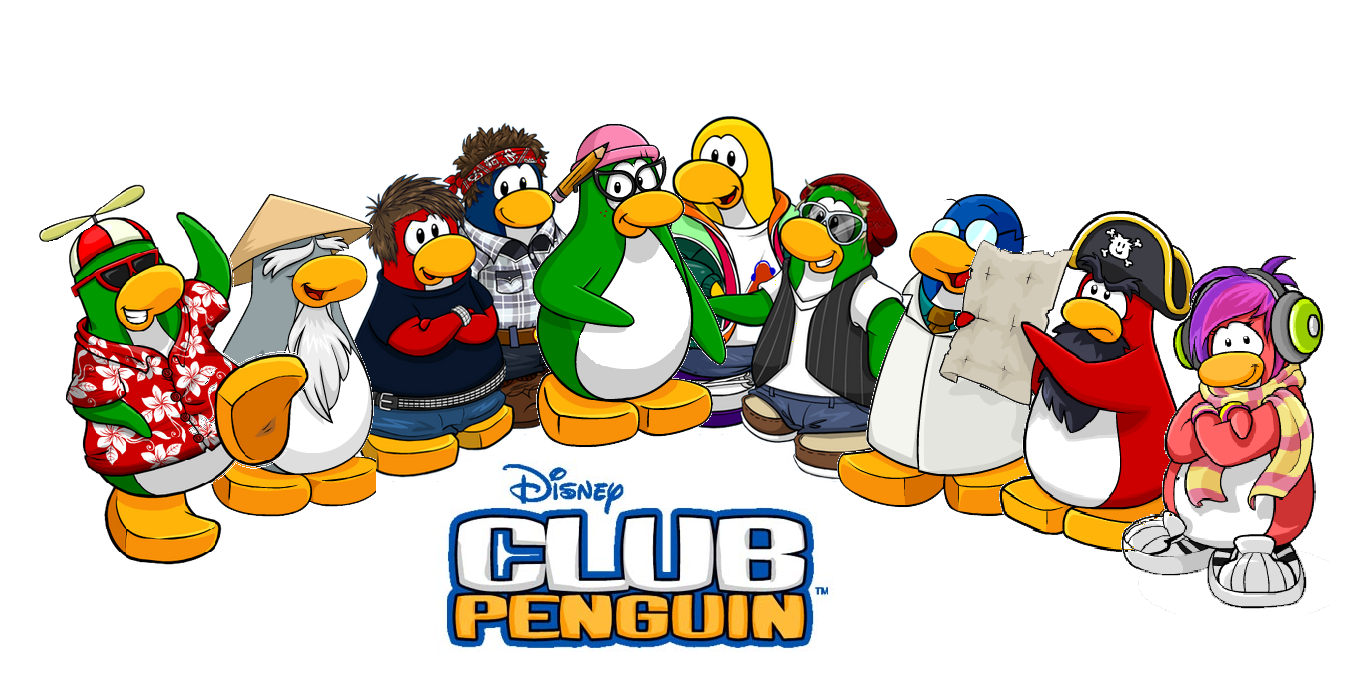 Club Penguin Wallpapers 1360x698