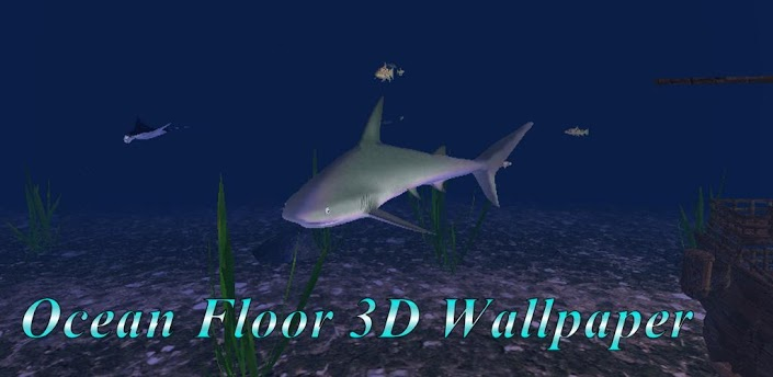 Ocean Floor 3D Wallpaper   Android Apps and Tests   AndroidPIT 705x344
