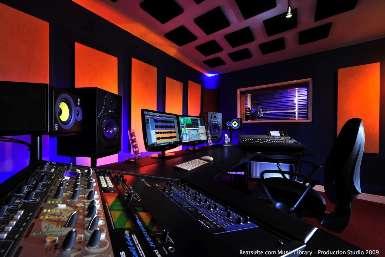 Recording Studio Wallpapers Pack by David Kogan 28092015 1280x853
