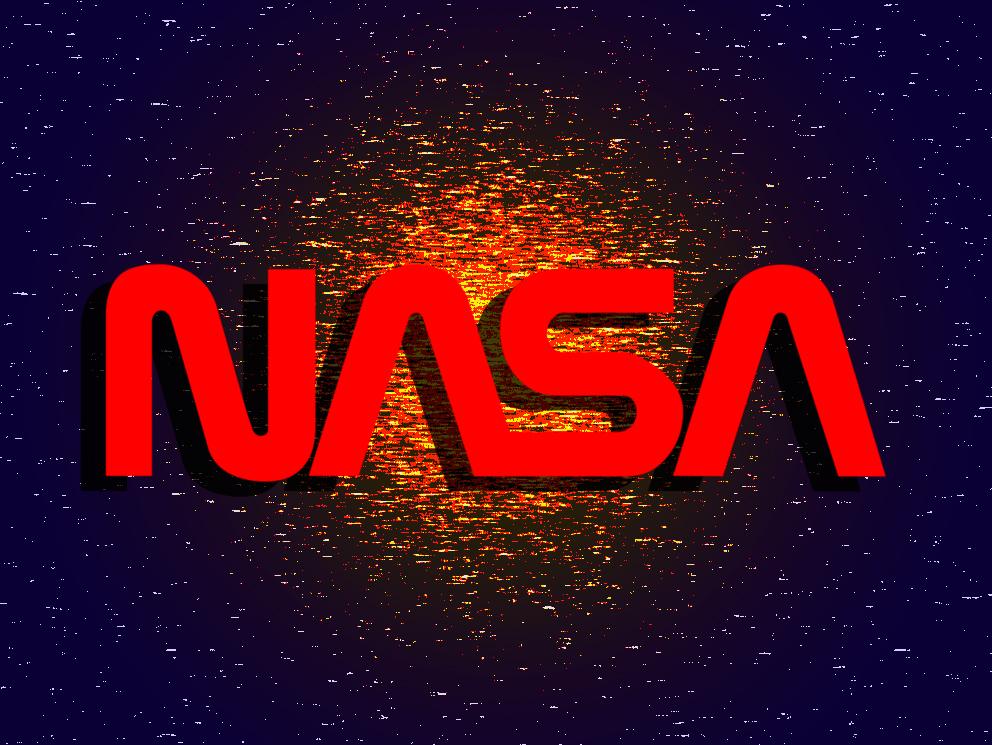 Old Nasa Logo The old nasa logo is made of 992x745