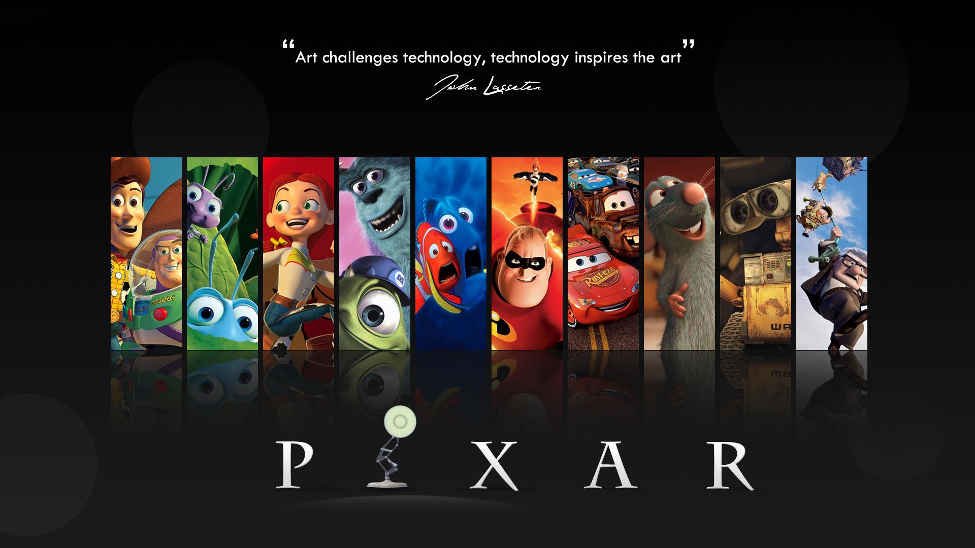 Wallpapers Pixar Movies Myspace Backgrounds Pixar Movies Backgrounds 1920x1080