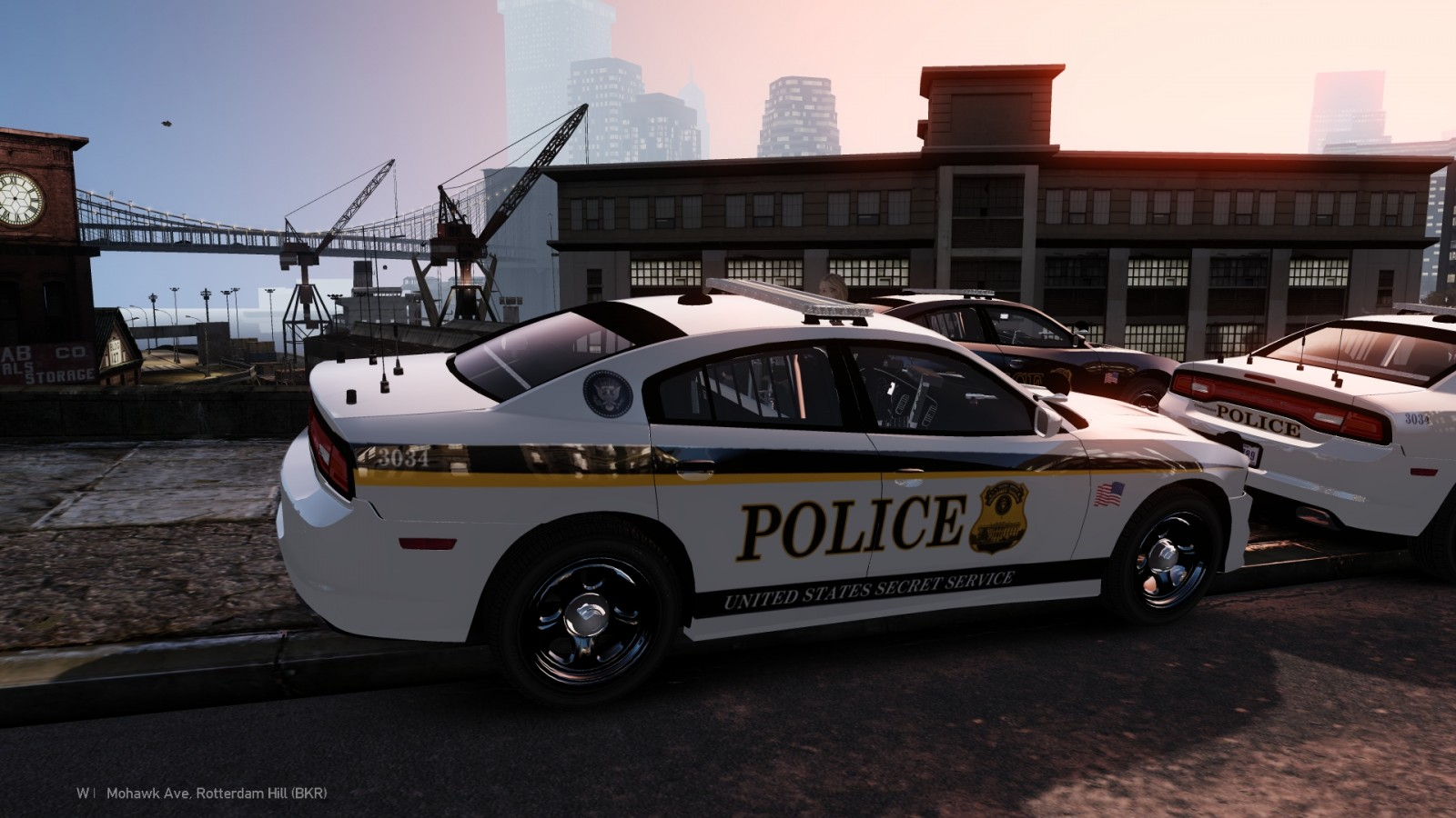United States Secret Service Uniformed Division   LCPDFRcom 1600x900