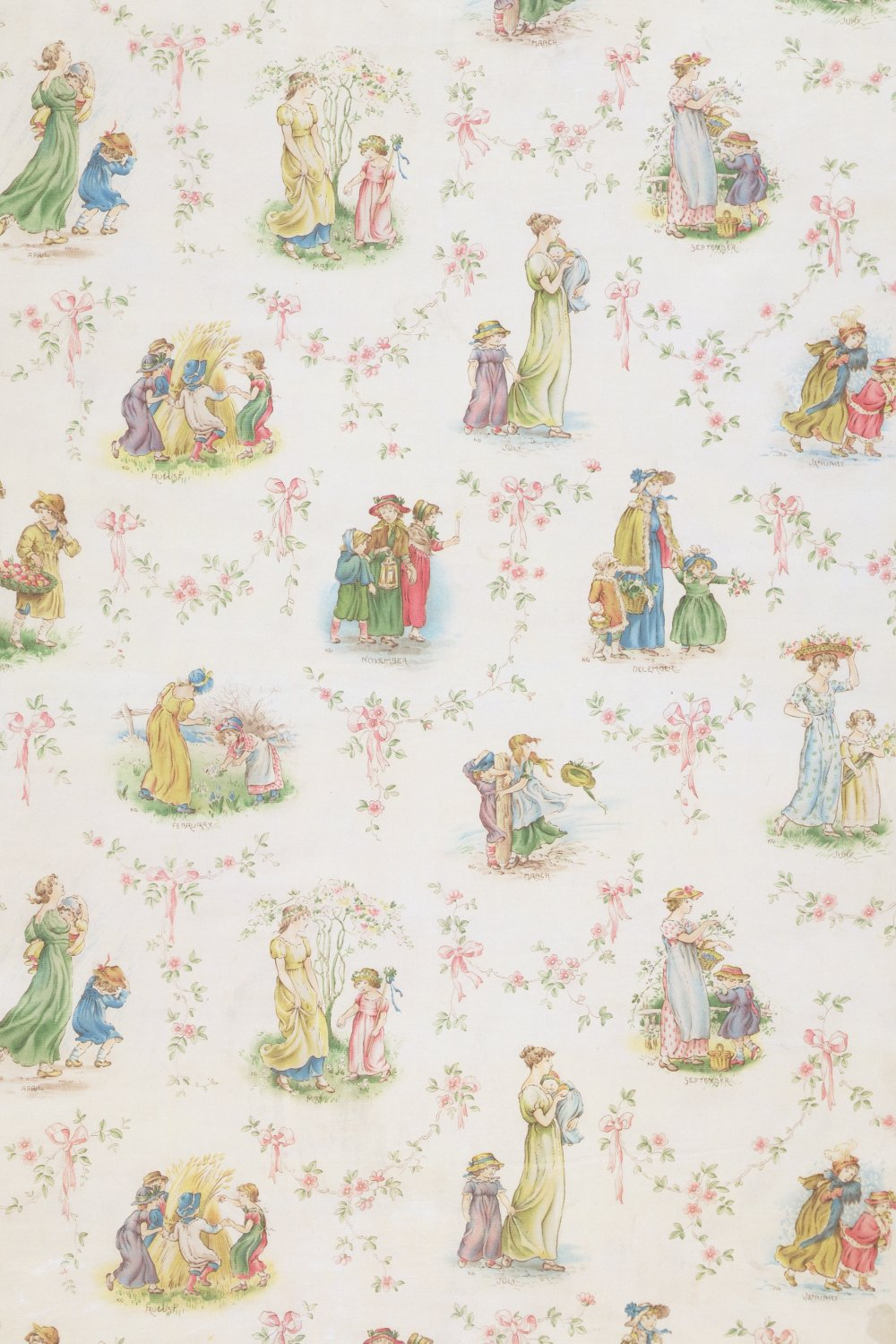 Wallpapers For Children Victoria And Albert Museum