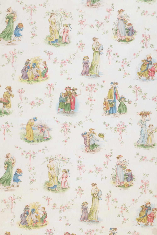 Wallpaper For Nursery Wallpapersafari
