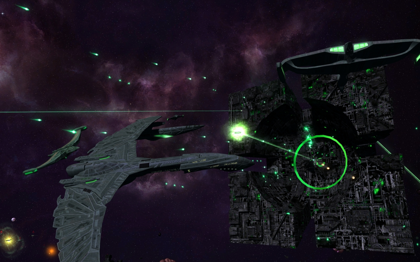 download HD Borg Star Trek Background [1920x1080] for your 1440x900