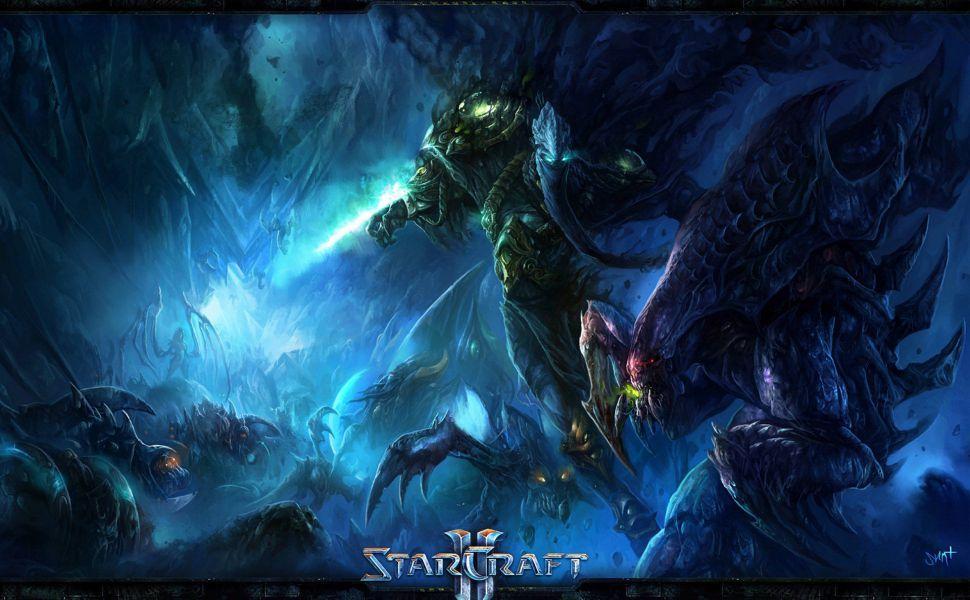 Starcraft 2 HD Wallpaper World of warcraft gold Hd wallpaper 970x600