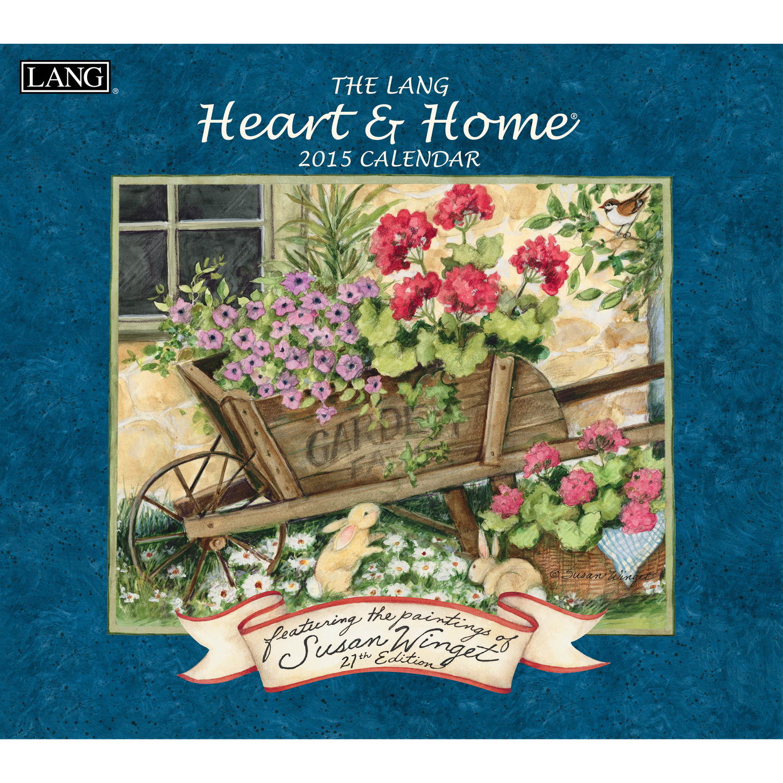 Lang Heart Home Calendar 2015 1001718 Lang Calendars Americana 1500x1500