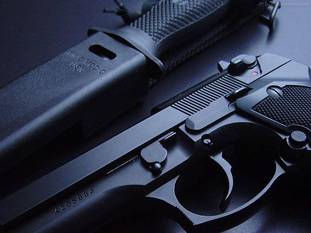 Gun Wallpaper 54 1024x768