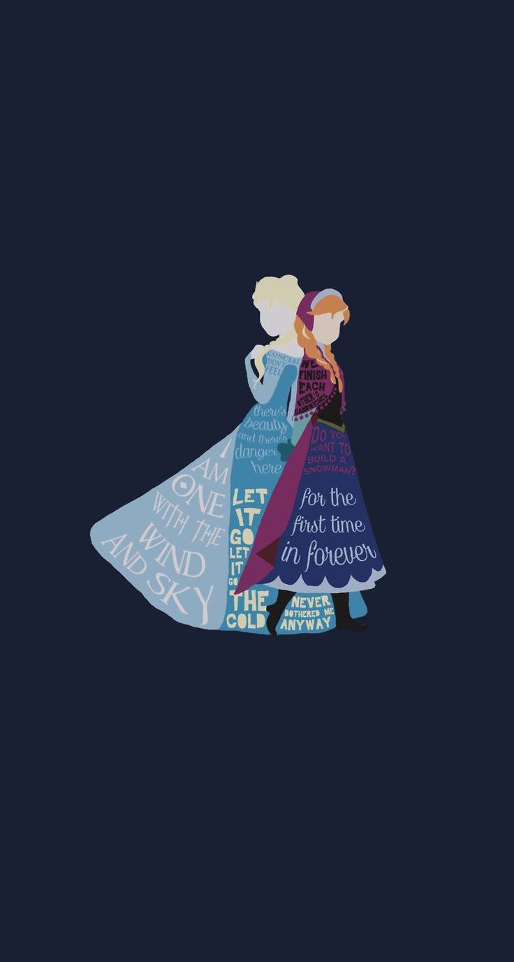 frozen Disney iphone 5 wallpaper cuz Im disney princess duh 736x1377