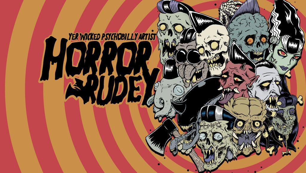 Horror Rudey Psychobilly Artist Clothing Monster Psychobilly 1024x578