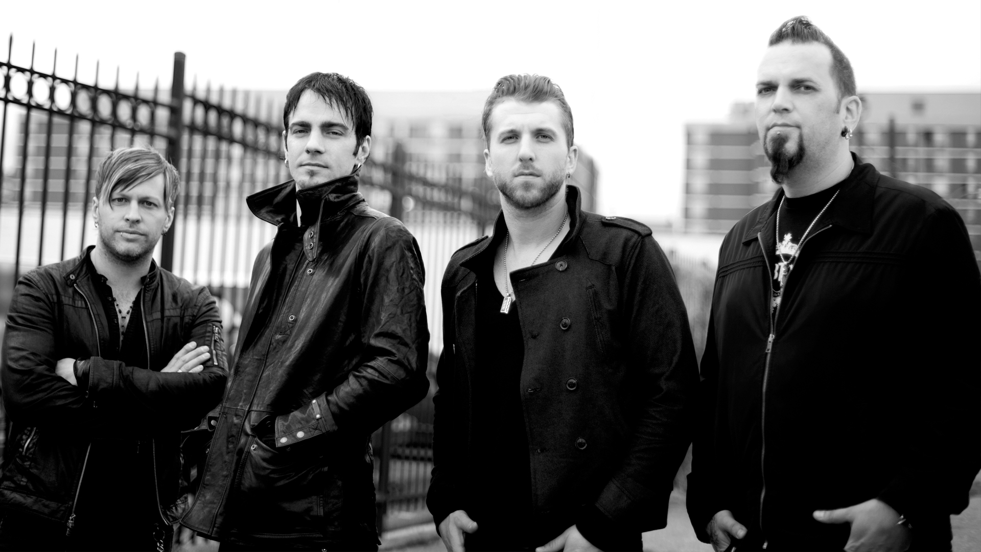 Three Days Grace Music fanart fanarttv 1920x1080