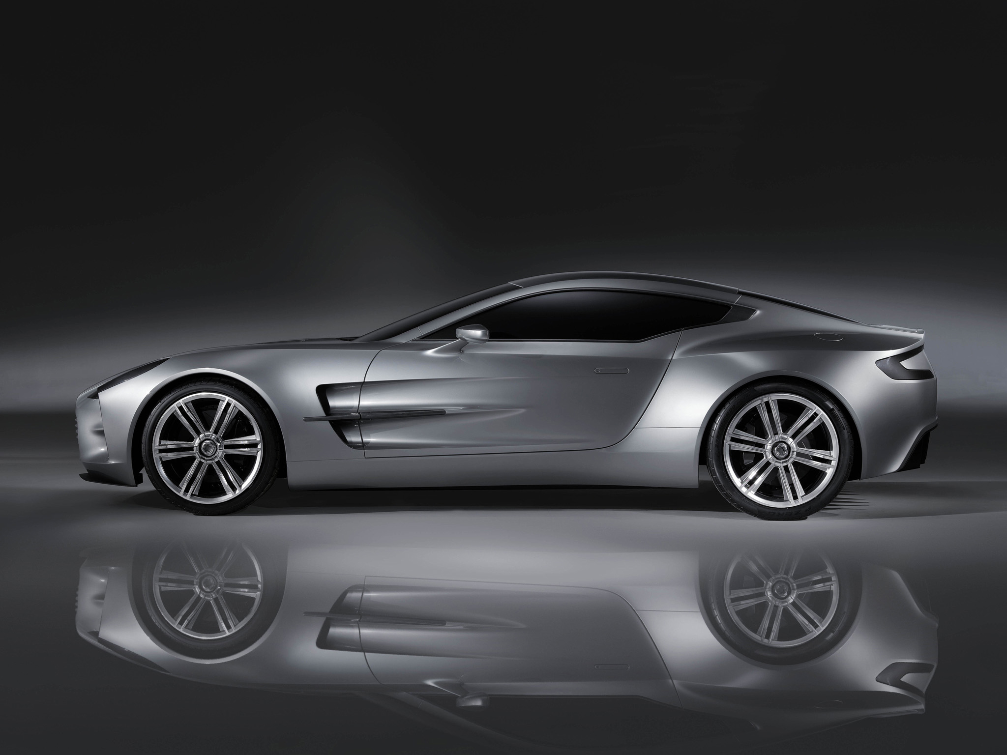 Aston Martin One 77 Concept Wallpapers Car wallpapers HD 2048x1536