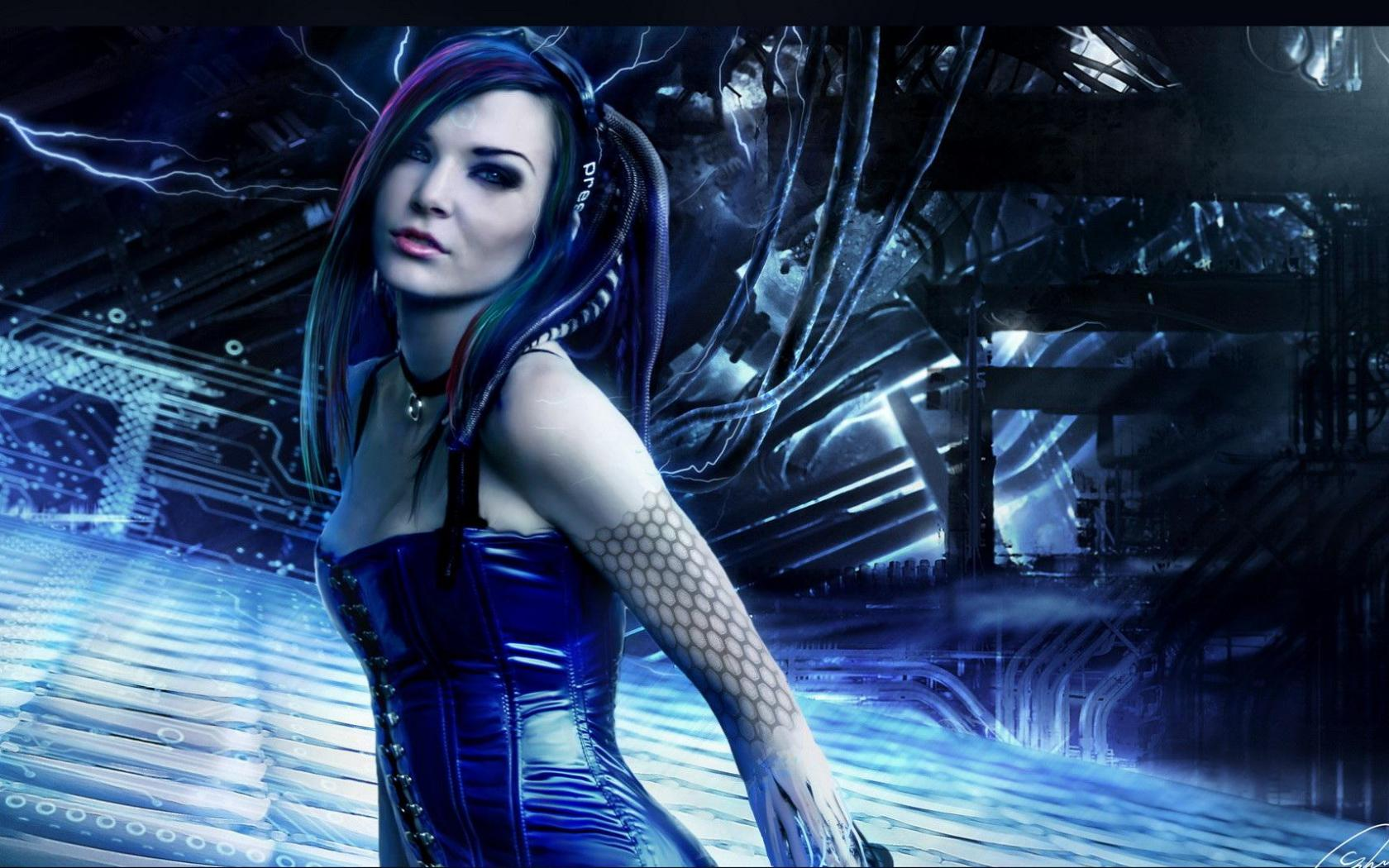 CYBERGOTH WALLPAPER   133546   HD Wallpapers   [desktopinHQcom] 1680x1050