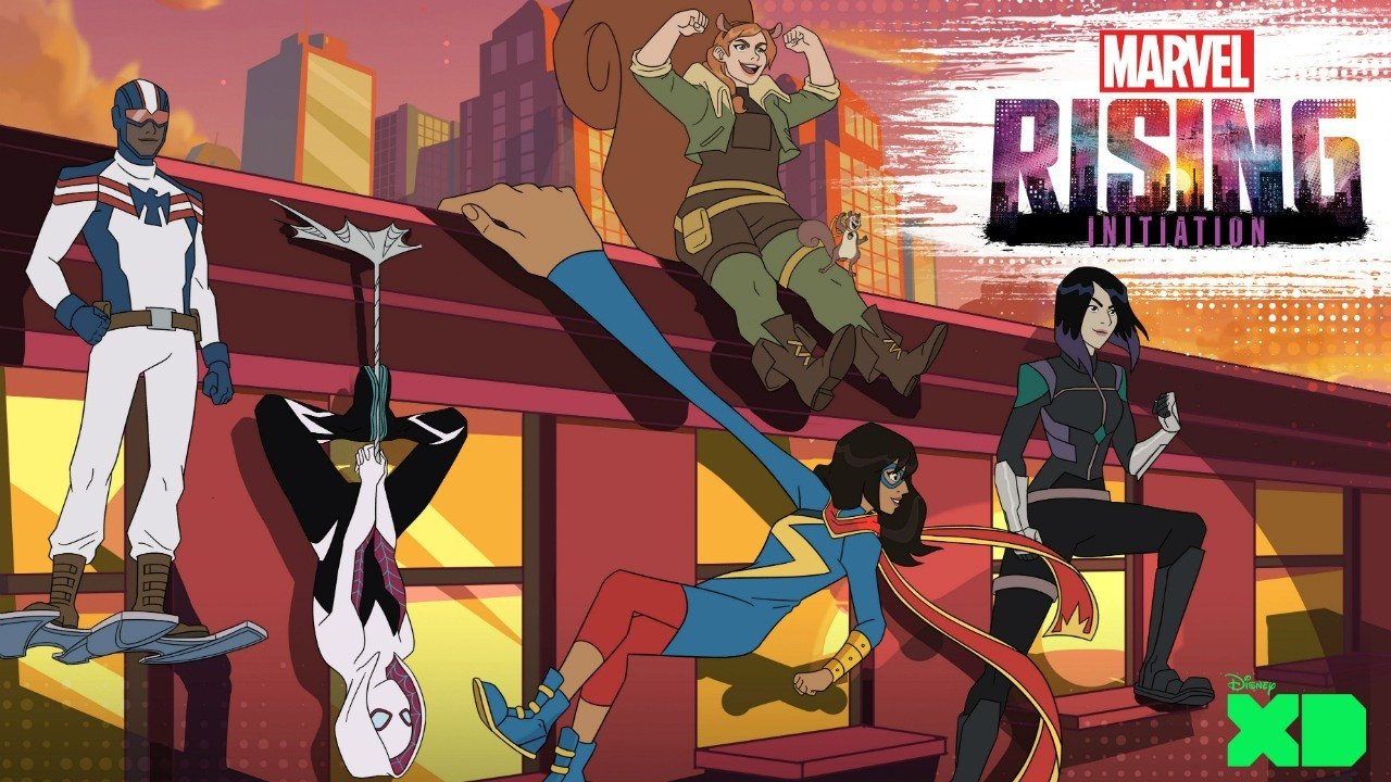 Marvel Rising Is a New Kind of Superhero Story   Street Level Pundit 1280x720