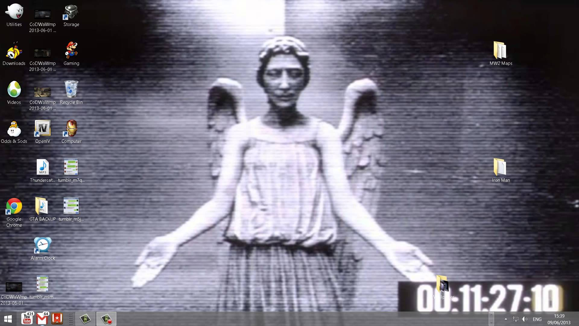 download Related Pictures weeping angels wallpaper prank 1920x1080