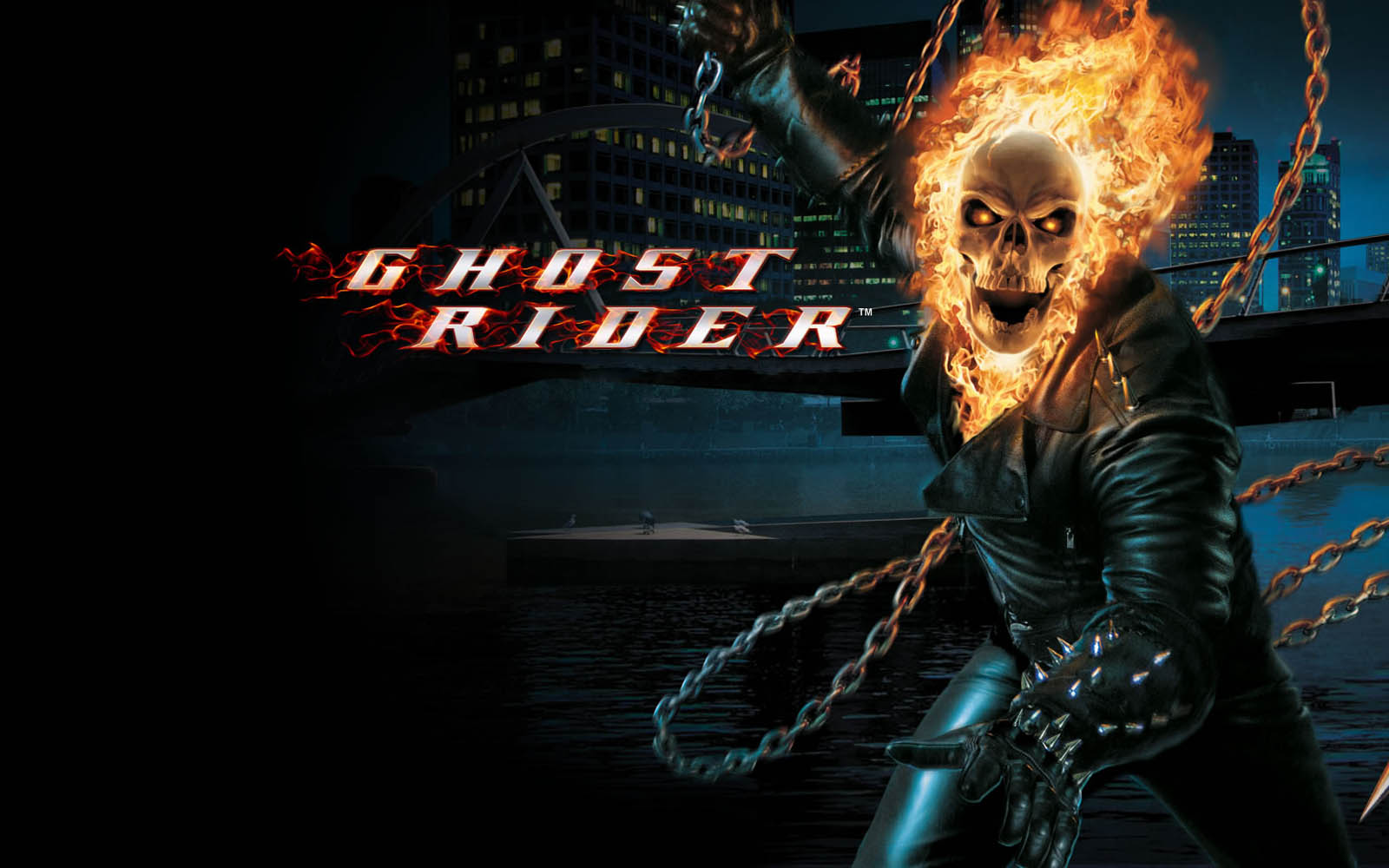 Tag Ghost Rider Wallpapers Images Photos Pictures and Backgrounds 1600x1000