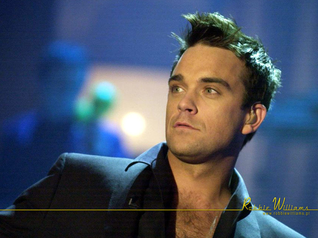 Robbie Williams Wallpaper   Robbie Williams Wallpaper 7462159 1024x768