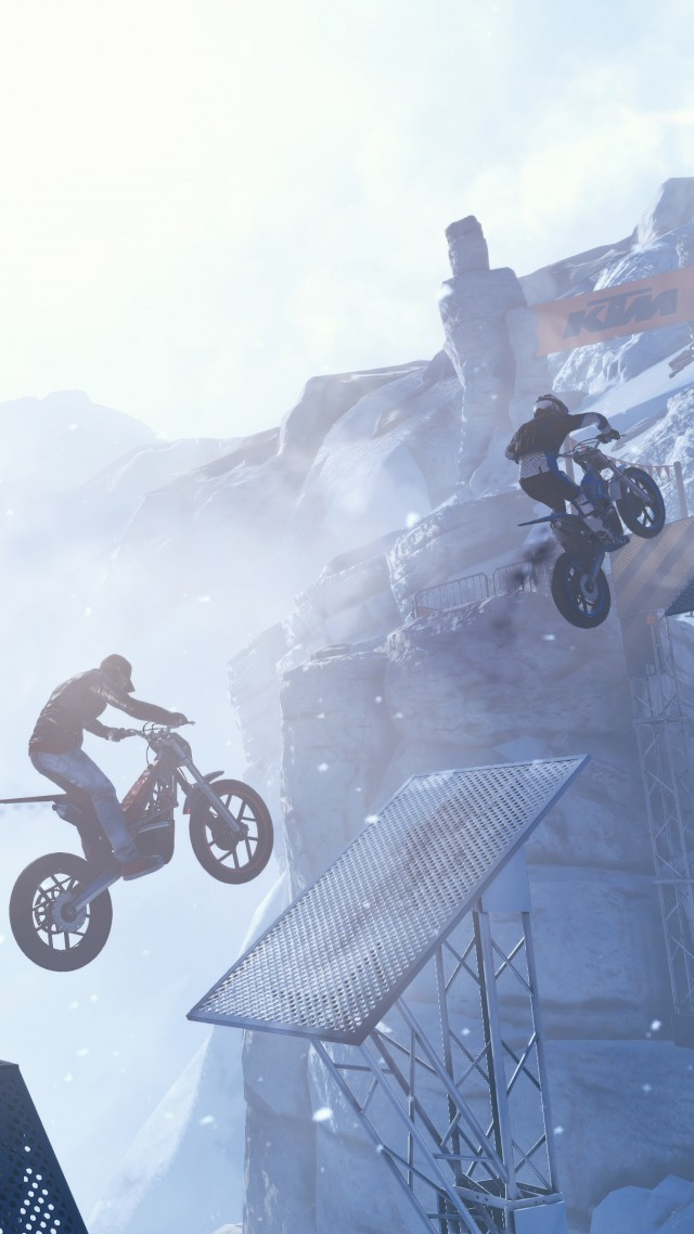 Wallpaper Trials Rising E3 2018 screenshot 4K Games 19107 640x1138