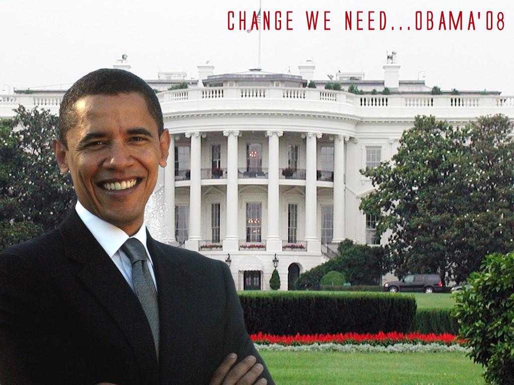 obama 2   Barack Obama Wallpaper 3690576 1024x768