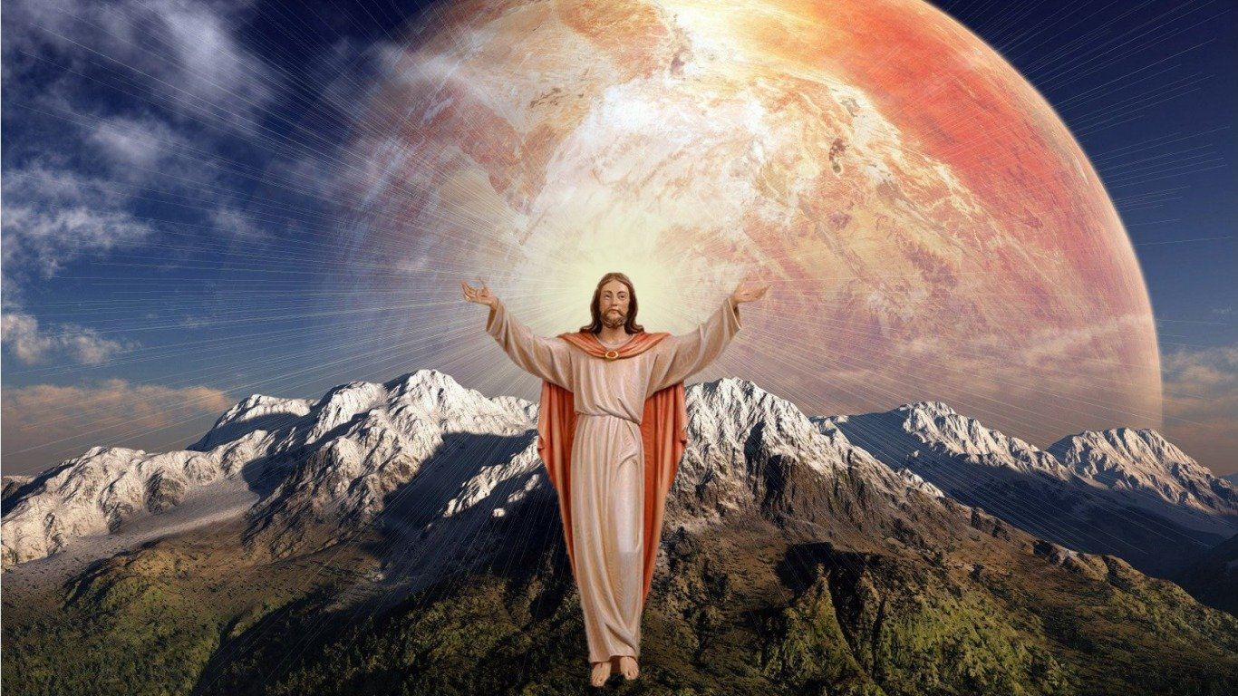 HD Jesus Christ Desktop Wallpapers - WallpaperSafari