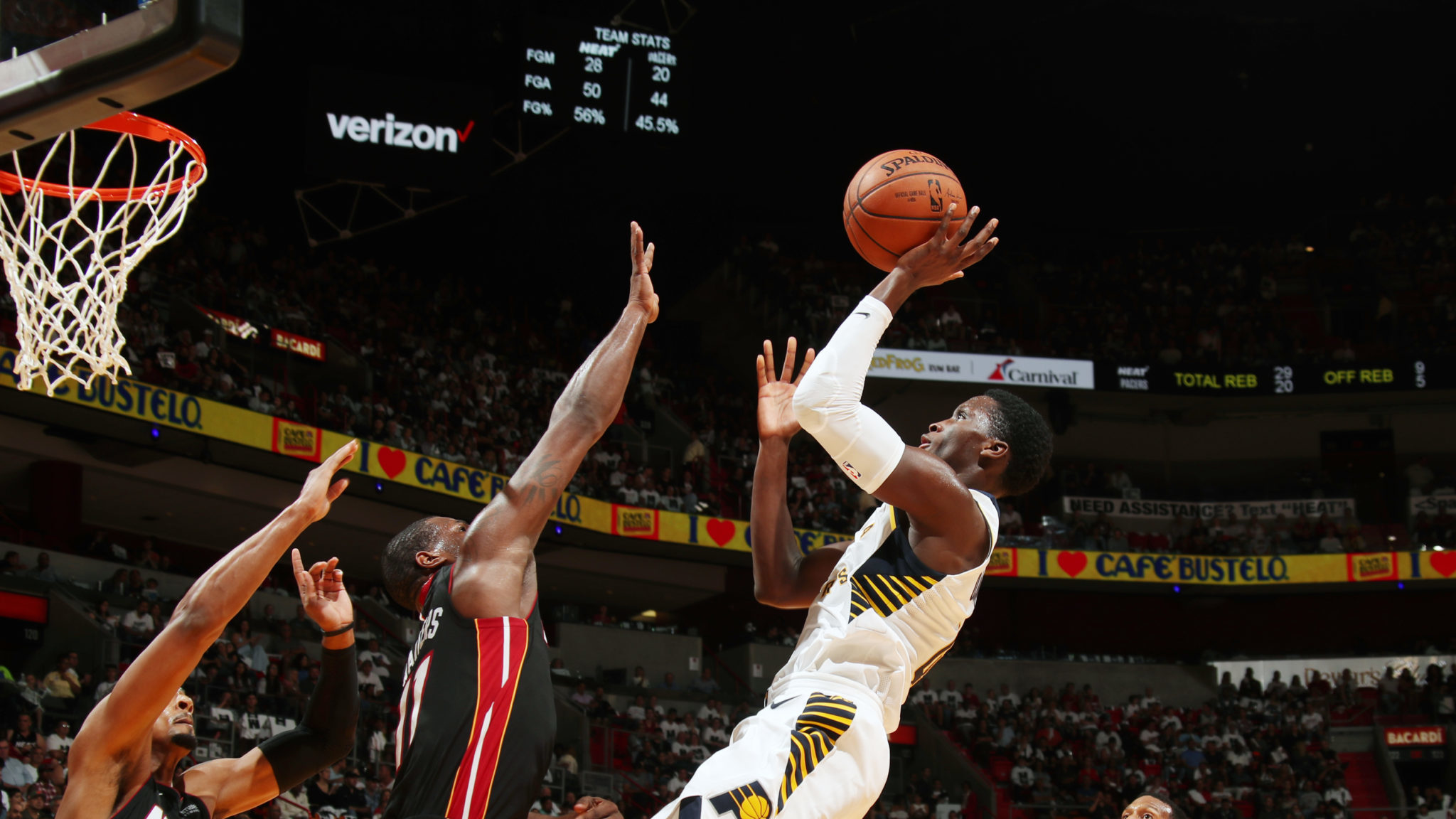 Nate McMillan confident Victor Oladipo can be one of best 2048x1152