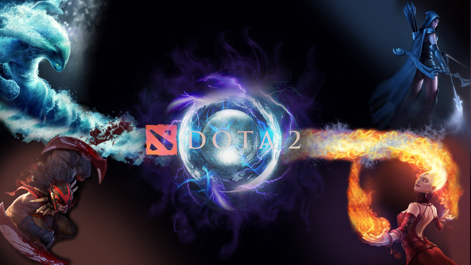 DotA 2 HD Wallpaper   Dota 2 Wallpaper 1920x1080
