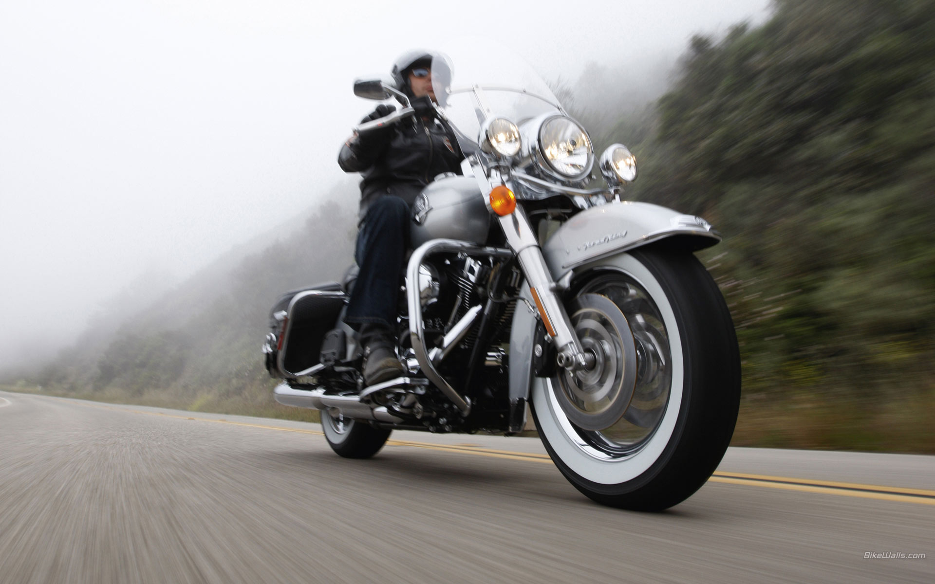 Harley davidson road king wallpaper wallpapersafari view 0 voltagebd Images