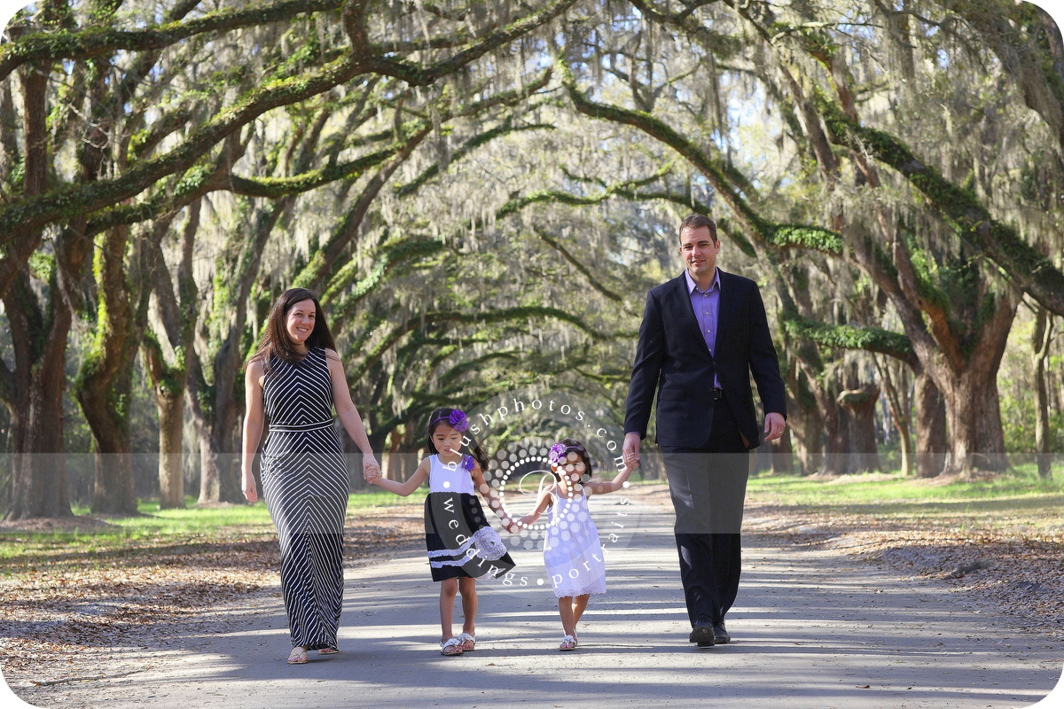Portraits at Wormsloe Plantation Savannah Wedding Photographer 1200x800