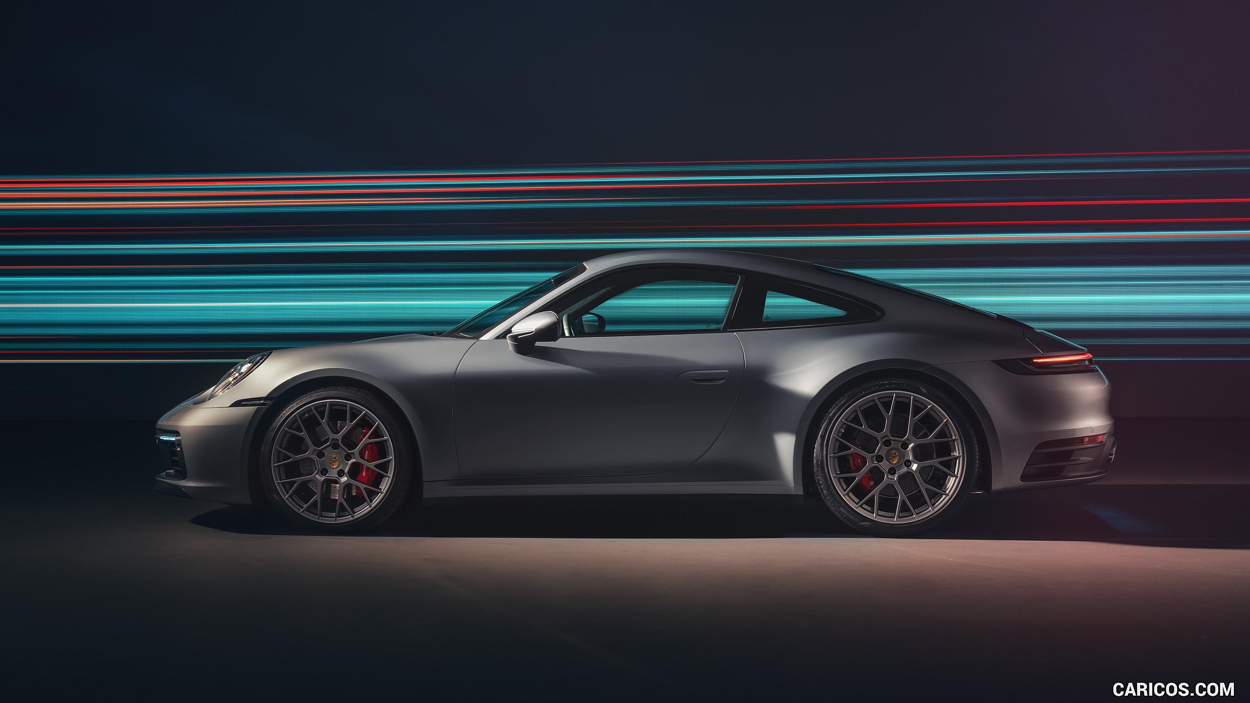 2020 Porsche 911 Carrera 4S   Side HD Wallpaper 38 2560x1440