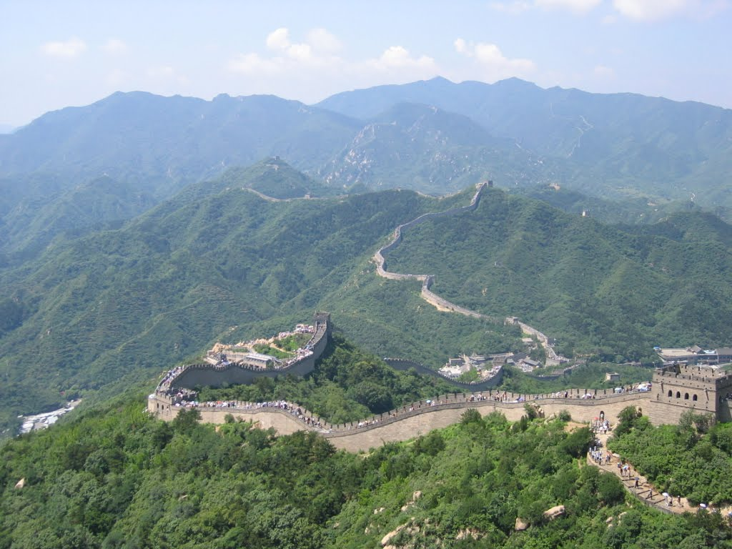 wall china WallpaperThe Great wall WallpaperGreat wall of china 1024x768