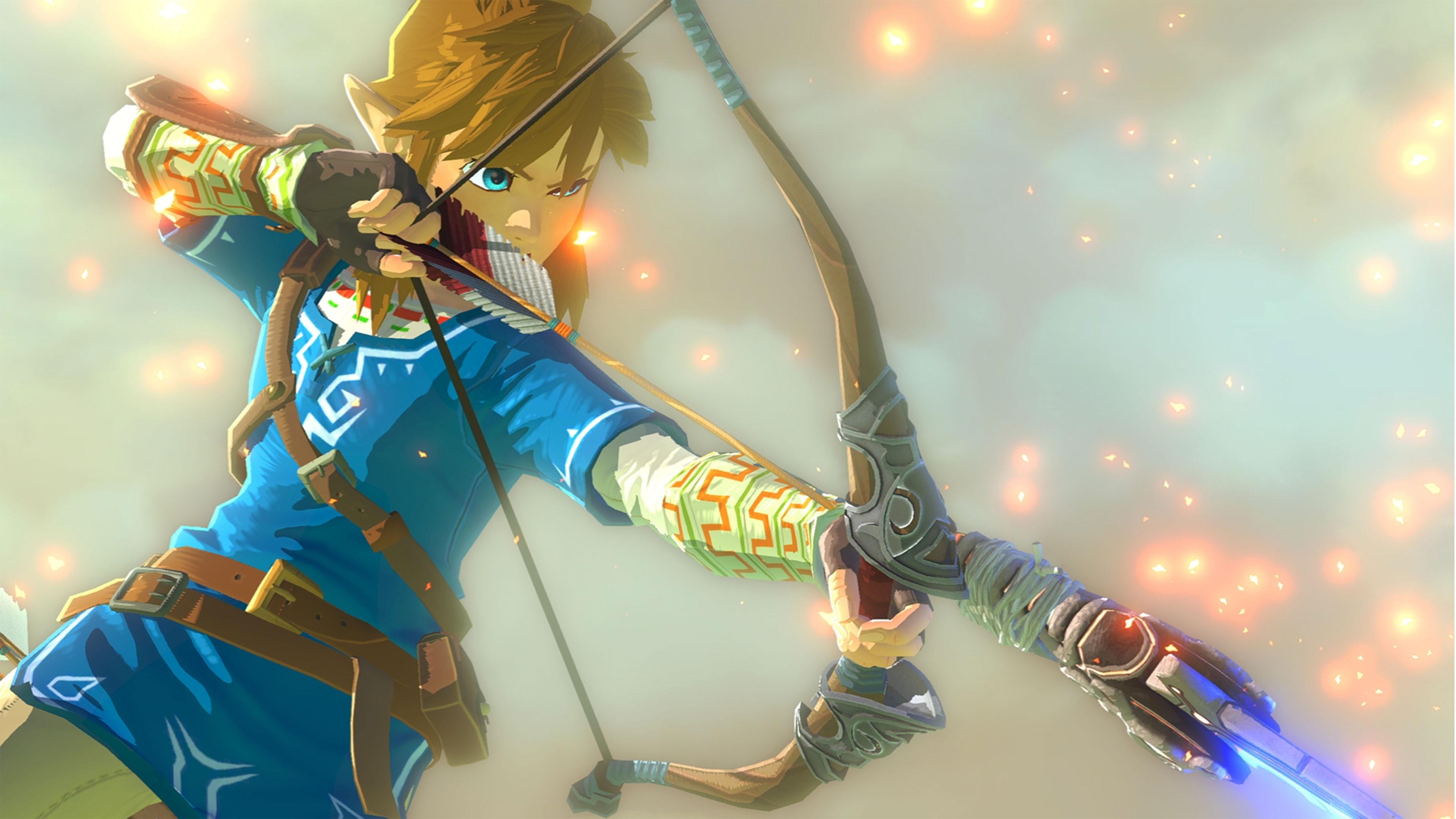 4K Zelda Wallpaper - WallpaperSafari
