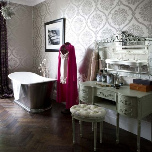 Wallpaper For Bathrooms On Wallpaper For Bathrooms Best Bathroom